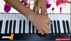 دوره ی آموزش هارمونی موسیقی هم به روی ساز و هم به صورت تئوریکی