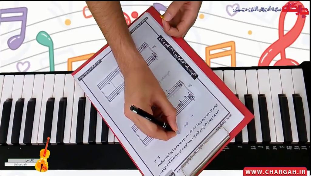 اهمیت تمرین های عملی در دوره ی آموزش هارمونی موسیقی