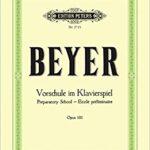 دانلود کتاب آموزش پیانو بیر نوشته فردیناند بیر (Ferdinand Beyer)