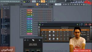 آموزش اف ال استودیو (Fl studio) پروژه EDM house