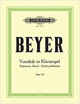 دانلود کتاب آموزش پیانو بیر (Beyer) یک متد عالی برای کسانی که می خواهند نوازندگی پیانو را یادبگیرند