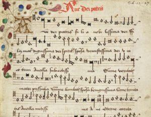 آموزش موسیقی نت خوانی - از دیر باز موزیسین ها علاقه ی زیادی داشتند که موسیقی را به شکلی نوشتاری ثبت کنند