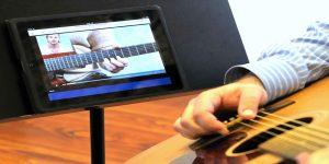 آموزش موسیقی آنلاین (آموزش موسیقی مجازی)