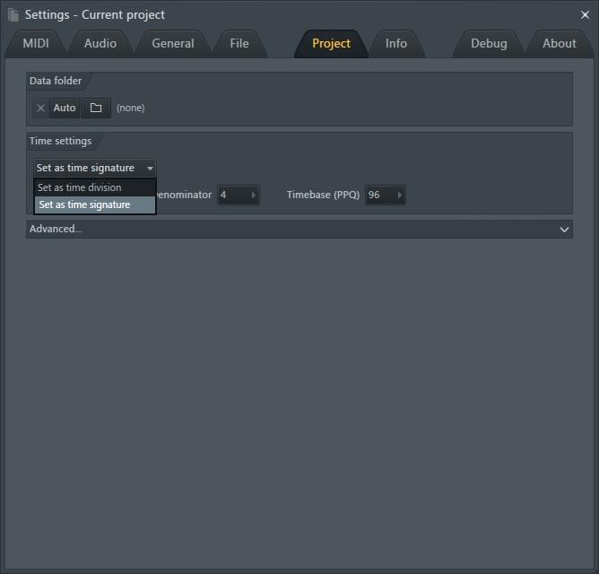 دانلود اف ال استودیو 20 - اف ال 20 قابلیت جدید در time setting