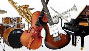 انتخاب ساز موسیقی سازی را که علاقه دارید انتخاب کنید