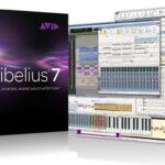 دانلود نرم افزار نت نویسی موسیقی سیبلیوس (Sibelius)