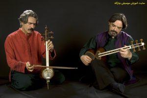حسین علیزاده و کیهان کلهر - موسیقی ایرانی