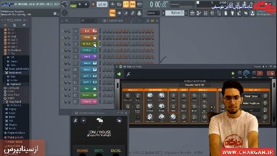آموزش اف ال استودیو (Fl studio) آموزش صفر تا صد