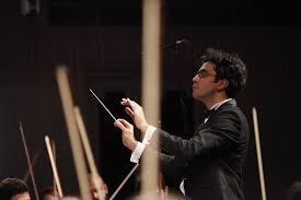 نیما کشاورزی موسیقیدان و رهبر ارکستر ایرانی