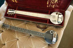 در طول این دوران طراحان گیتار الکتریک خلاقیت را چاشنی کارشان کردند