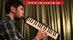 این ساز بادی کلاویه ای ما را یاد ساز های موسیقی آموزش کودک می اندازد